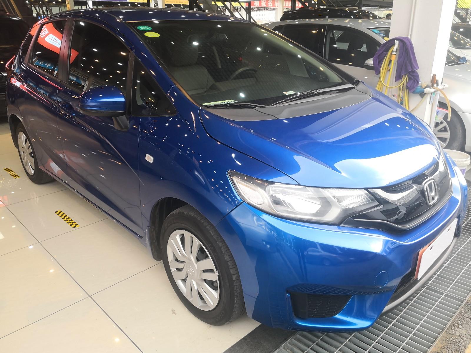 本田 飞度 2016款 1.5L LX CVT舒适型