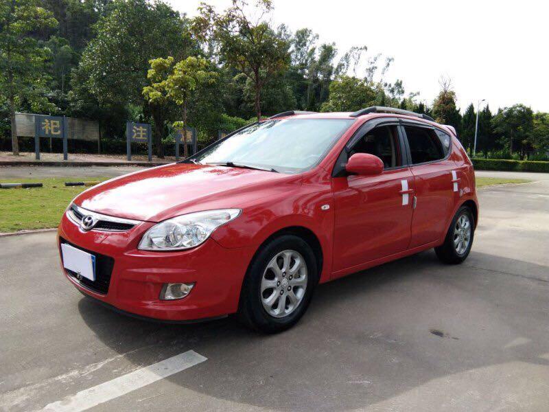 北京现代i30 2009款 1.6L 自动劲享型